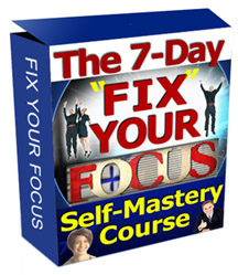 Fix Your Focus Course